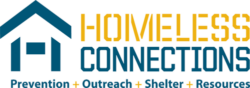 Homeless Connections logo.
