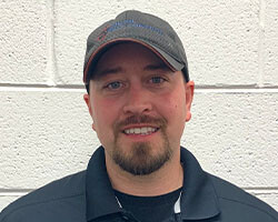 Wil-Kil Service Manager Dustin Boone.